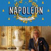Publication du livre Napoléon - La collection, de Pierre-Jean Chalençon et David Chanteranne. - Leblogtvnews.com