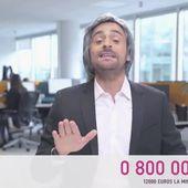 La parodie très drôle de Commejaime.fr avec Camille Combal, pour promouvoir DALS (vidéo). - Leblogtvnews.com