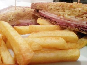 Sandwitch Monte Cristo