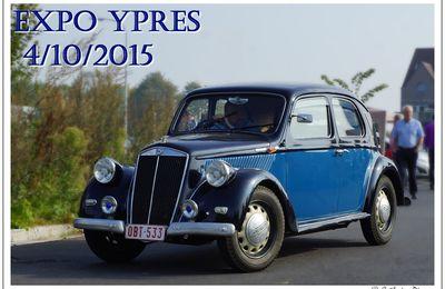 Expo du dimanche matin à YPRES 4/10/2015