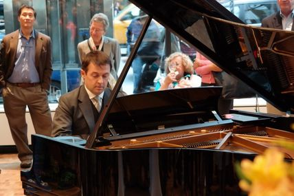 Player piano with a passion for perfection: The Steinway & Sons Spirio