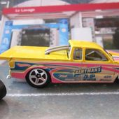 CHEVY PRO STOCK TRUCK S10 1998 - CHEVROLET S10 PICK-UP HOT WHEELS 1/64 - car-collector.net