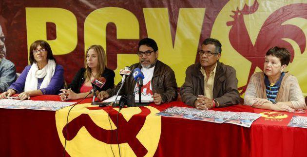 Venezuela : Pour le PCV, le niveau de la participation électorale exprime le rejet des violences de l'opposition