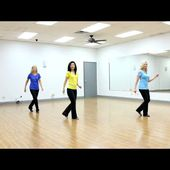 Same Kind of Crazy as Me - Line Dance (Dance & Teach in English & 中文)