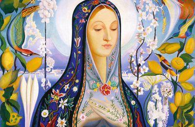 Soirée Conférence : l'Assomption de la Vierge Marie