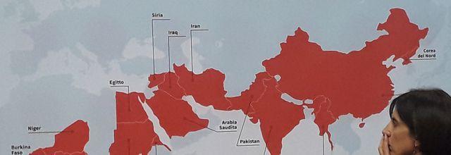 Terres de persécution antichrétienne