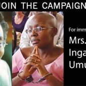 Mrs. Victoire Ingabire Umuhoza: We call on you to act for her immediate release from Kigali prison (Rwanda)