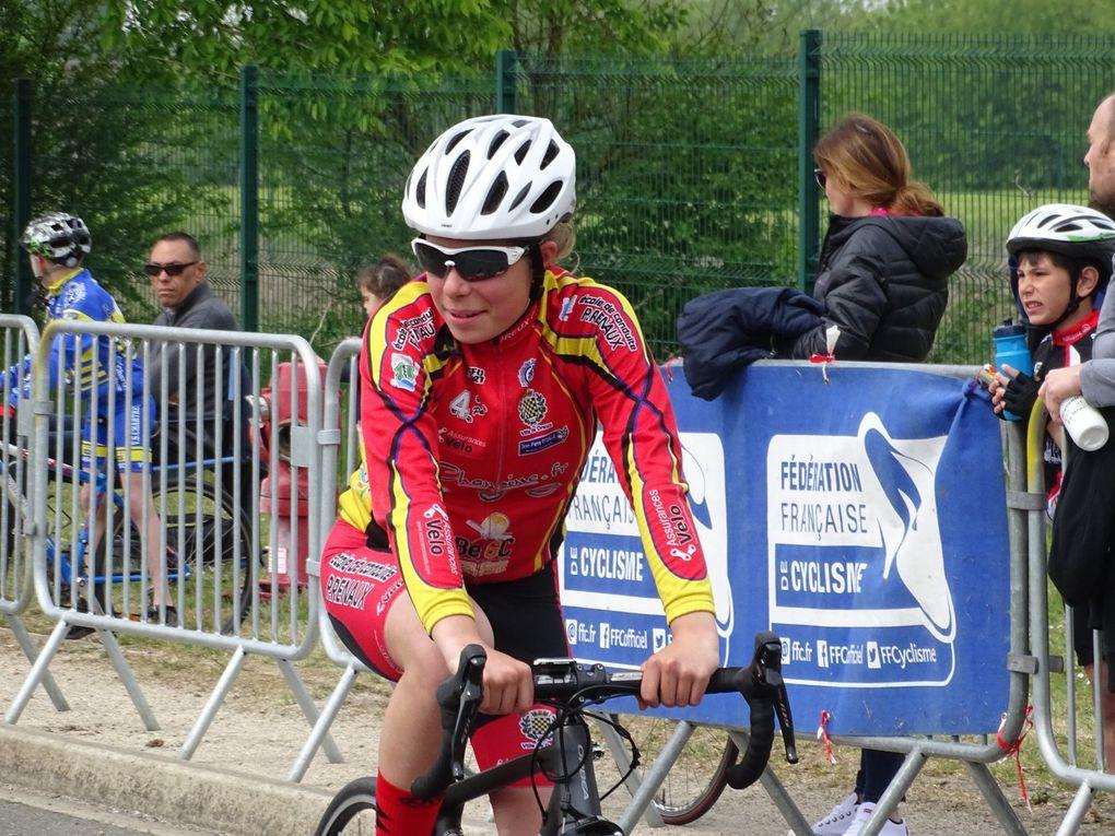 Album photos de la réunion école de cyclisme de Dreux