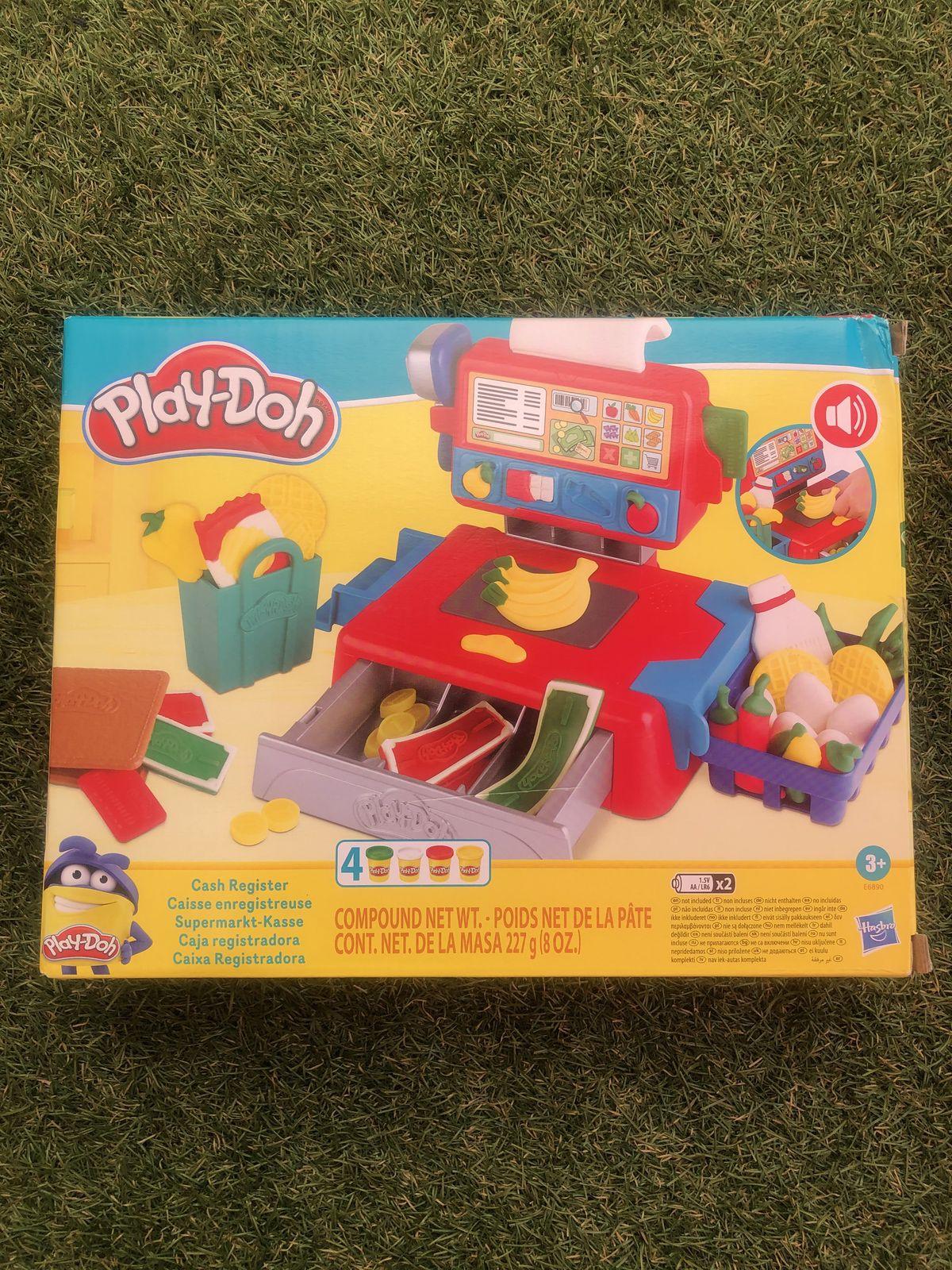 La caisse enregistreuse de Play Doh Maxi Toys Hasbro