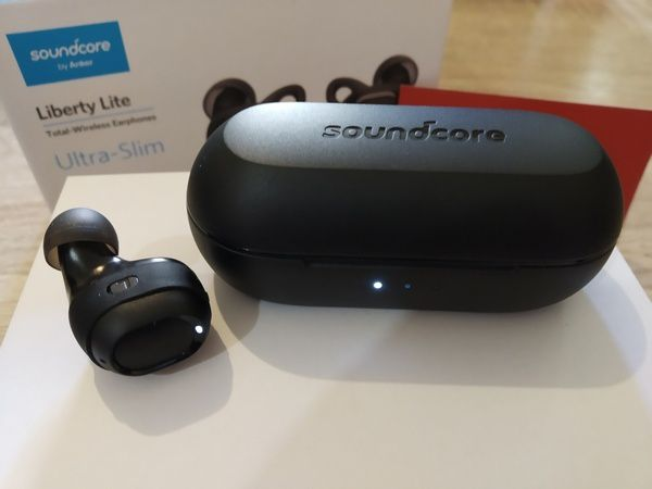 avis écouteurs Bluetooth True Wireless Soundcore Liberty Lite @ Tests et Bons Plans