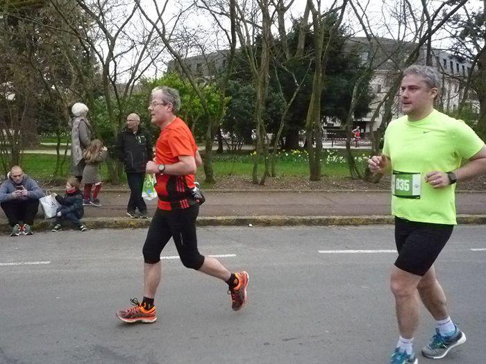 Semi et 5,5 km d'Antony 2017 (résultats)