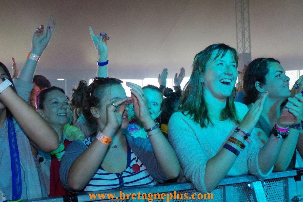 Ce samedi 27 juillet, se déroulait à Malestroit, la seconde journée , du festival Au Pont du Rock 2013