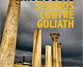 Stavros contre Goliath – Sophia Mavroudis – Éditions Jigal 2020