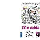 Collectif : 13 à table ! - Les Lectures de l'Oncle Paul