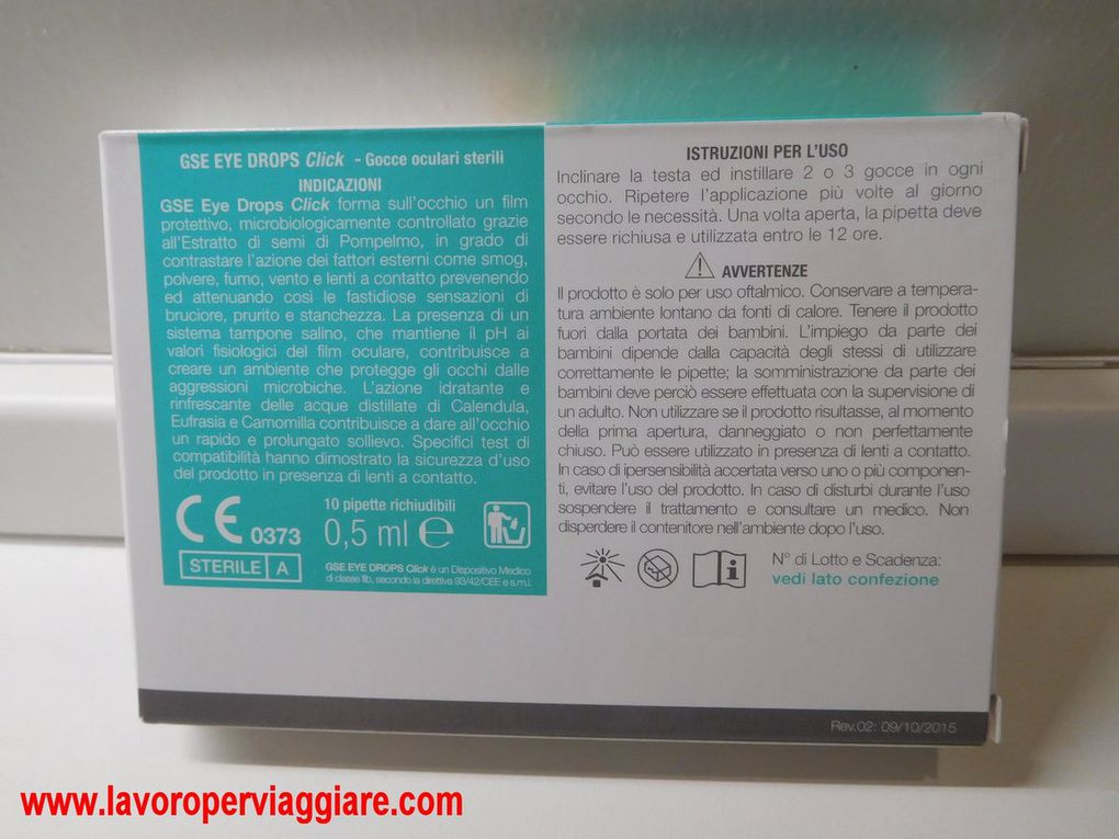 Collirio GSE Eye Drops click