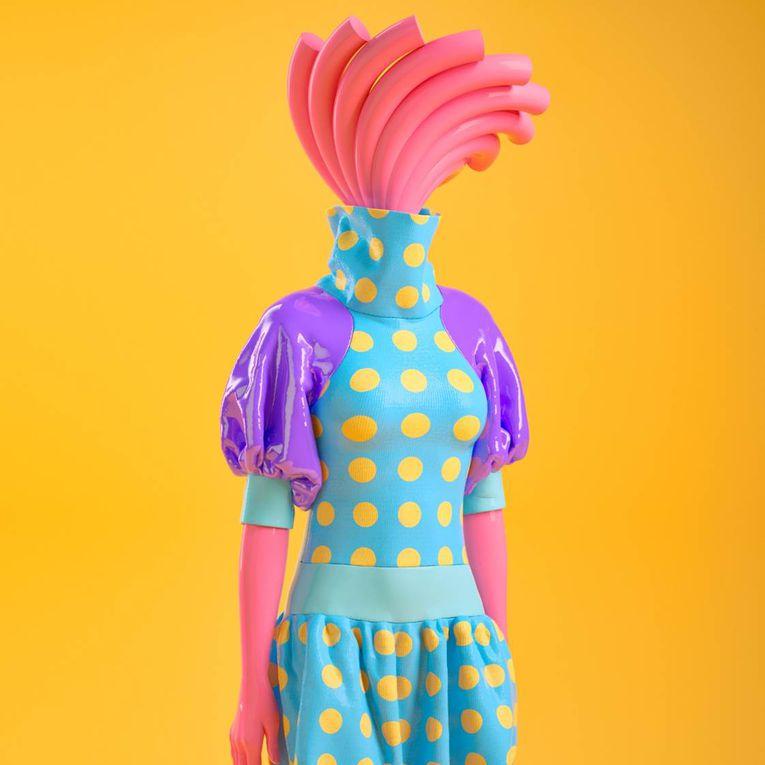 """Kota Yamaji, un artiste japonais qui pratique le """"surréalisme digital"""""""