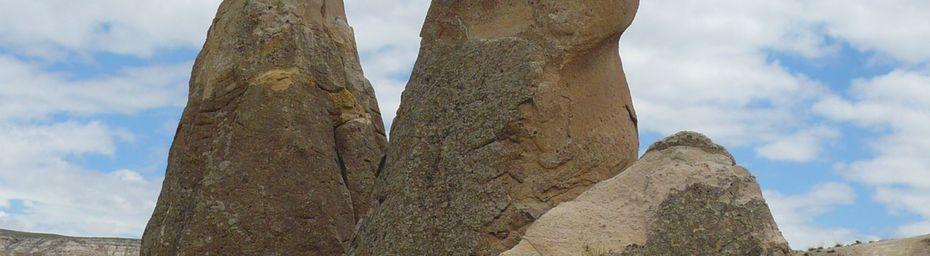 Turquie : La Cappadoce (Pasabagi Valley)