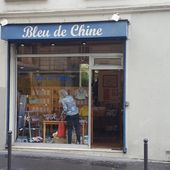 Bleu De Chine - Mercerie, 9 rue Marsoulan 75012 Paris - Adresse, Horaire