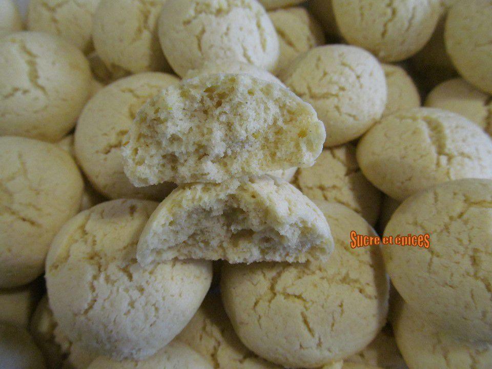 Biscuits friables à la fécule - Recette en vidéo