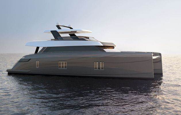Scoop - Sunreef Yachts Unveils the 80 Sunreef Power