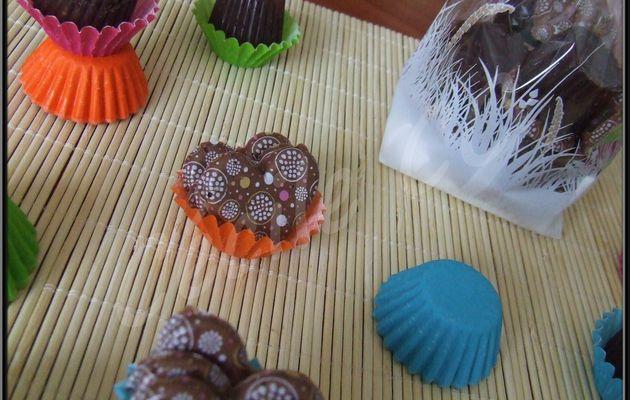 Coffret atelier : Mes chocolats....