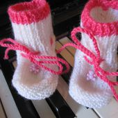 vente de tricot bébé fait main