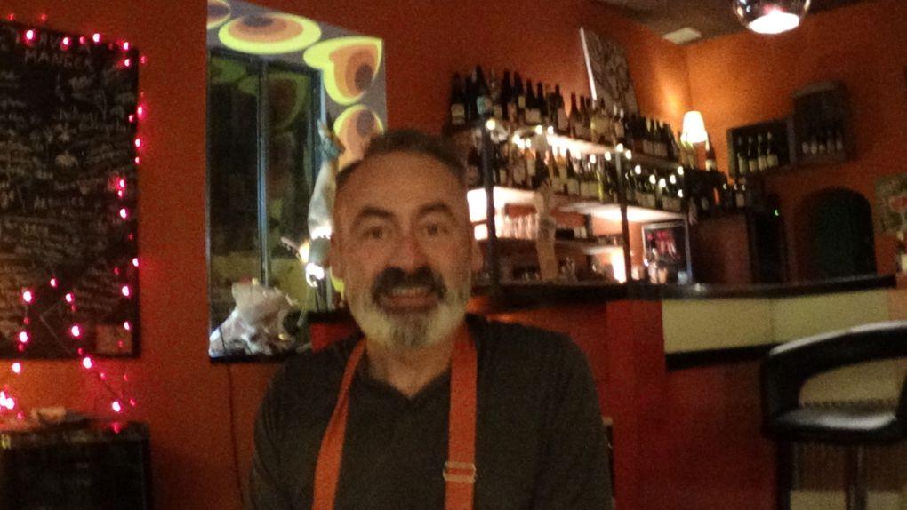 Perpignan: venez cueillir les fruits de l'arbre à vins! interview Marc Panis par Nicolas Caudeville