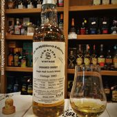 Unnamed Orkney - Cask Strength - Passion du Whisky