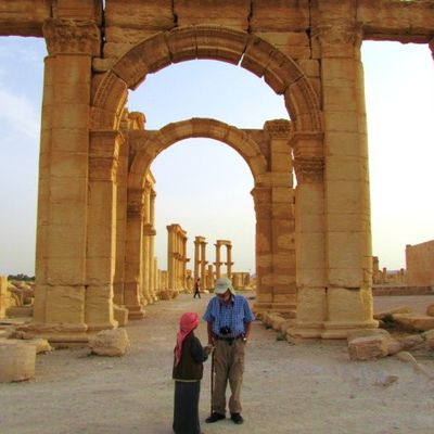 Instantáneas de Palmyra