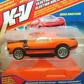 BOSS MUSTANG XV RACER ELECTRO BOLIDES HOT WHEELS - car-collector.net