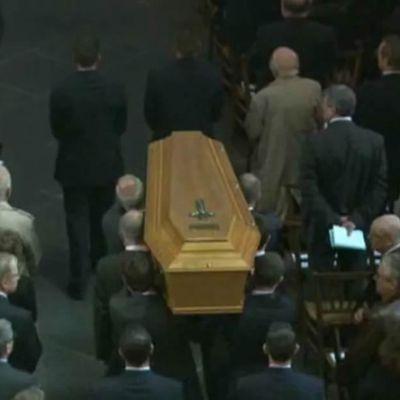 Obsèques de François Michelin : les derniers hommages