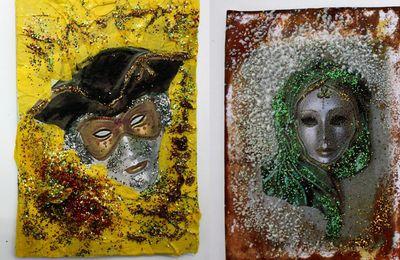 echange ATC - collection masques vénitiens