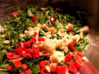 Champignons Farcis aux Herbes & Fromage