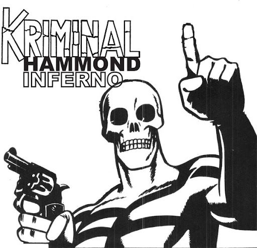 🎵 Video - Kriminal Hammond Inferno @ Rock Classic - 31/10/2019