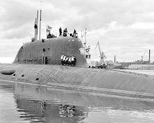 Le sous-marin dont la marine russe ne voulait pas