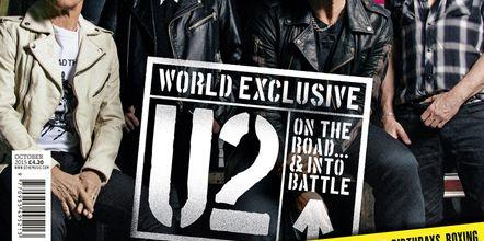 U2: Magazine Q -Octobre 2015