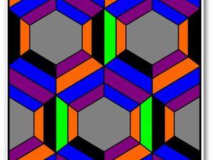 Motifs à colorier
