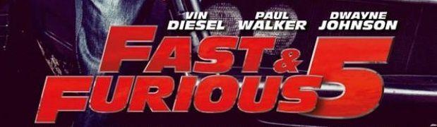 [ciné] Fast & Furious 5 : passez la cinquième !