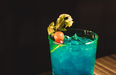 Blue Hawaiin Cocktail