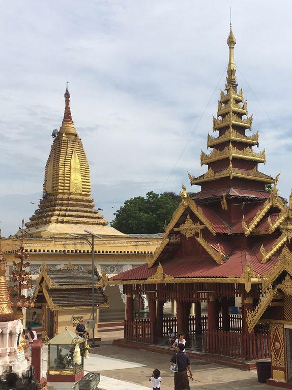 Myanmar : 5 jours dans la cité archéologique de BAGAN