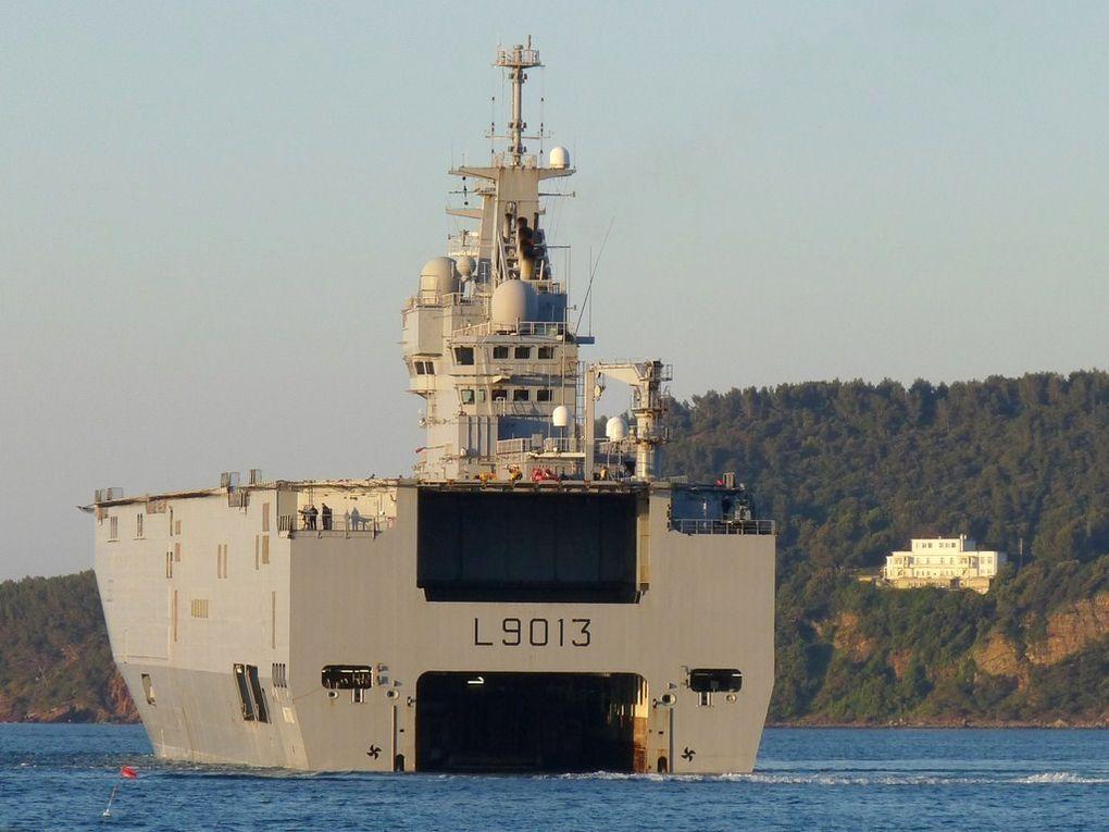 MISTRAL  L9013 , Batiment de Projection et de Commandement - BPC -