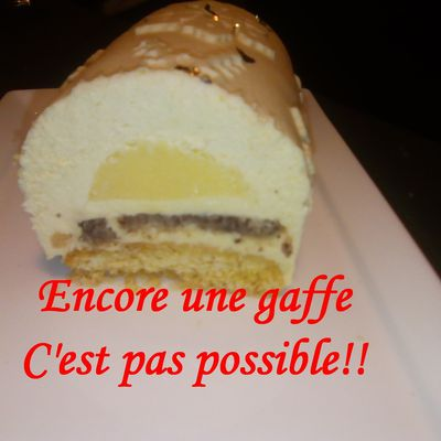 3615 Mylife: la bûche au citron