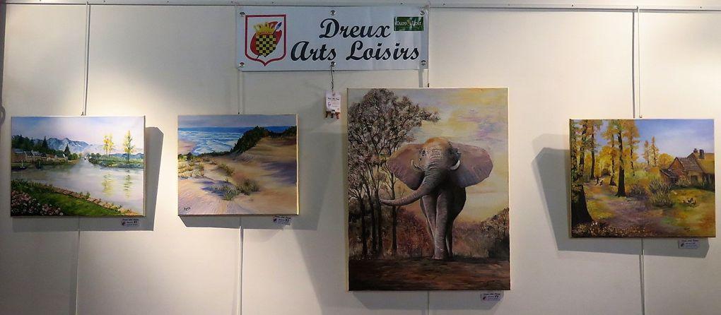 """LES QUARANTE ANS DE L'ASSOCIATION """"DREUX ART LOISIR"""""""