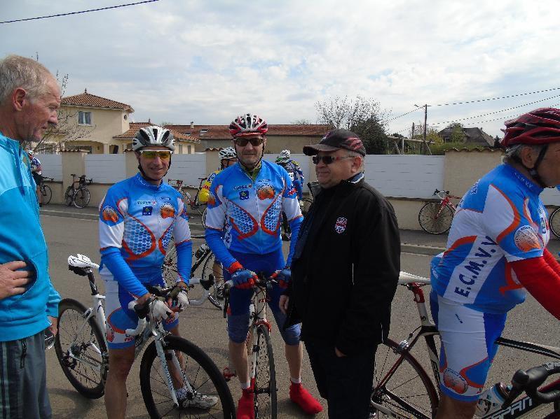 GP Murois course FSGT 4 & Cadets + 5 & Féminines