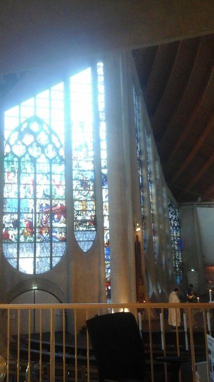 L'église St Jeanne d'Arc