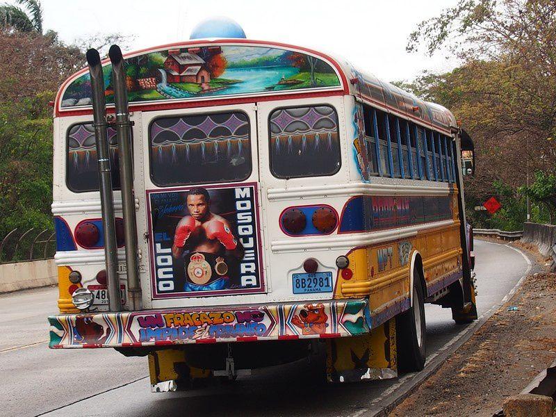BIEN LE BONJOUR DU PANAMA