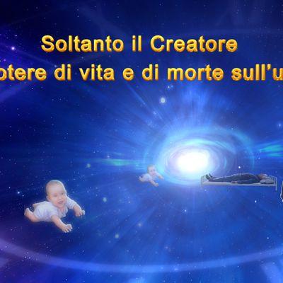 Dio Stesso, l'Unico III L'autorità di Dio (II) Parte 5