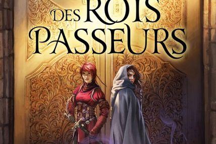 Manon Fargetton - L'Héritage des Rois-Passeurs