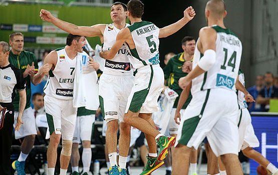 Eurobasket - Preview: Lithuania vs Italy