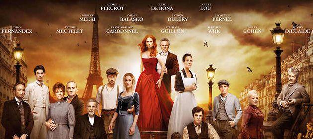 LE BAZAR DE LA CHARITE / SERIE TELEVISEE / CINEMA